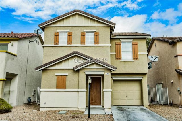 7240 Nova Ridge, Las Vegas, NV 89129 (MLS #2062490) :: ERA Brokers Consolidated / Sherman Group