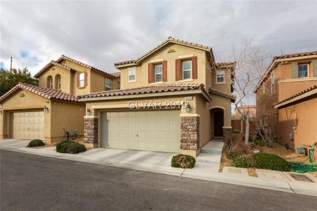 8648 Anderson Dale, Las Vegas, NV 89178 (MLS #2063209) :: Signature Real Estate Group