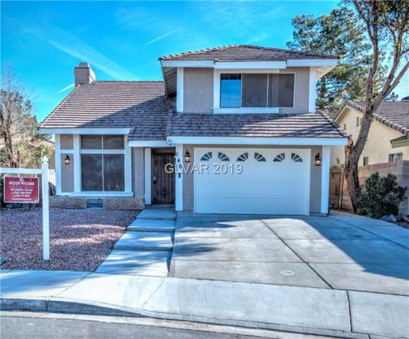 146 Almendio, Henderson, NV 89074 (MLS #2063348) :: Vestuto Realty Group
