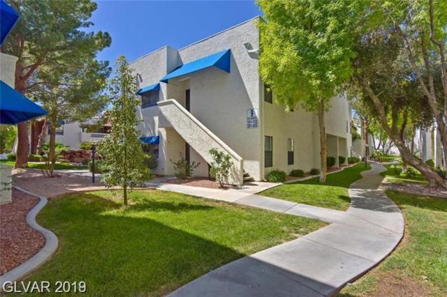 2649 Red Rock #201, Las Vegas, NV 89146 (MLS #2063670) :: Vestuto Realty Group