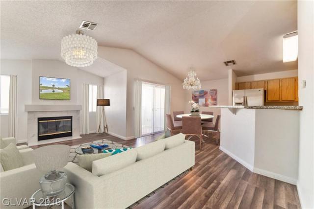 700 Wheat Ridge #202, Las Vegas, NV 89145 (MLS #2063800) :: Vestuto Realty Group