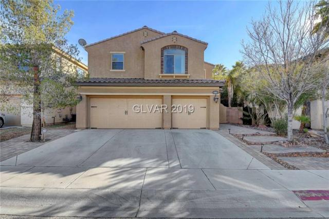 245 Via Franciosa, Henderson, NV 89011 (MLS #2063838) :: Vestuto Realty Group