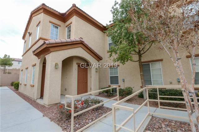 3915 Legend Hills #201, Las Vegas, NV 89129 (MLS #2064564) :: The Snyder Group at Keller Williams Marketplace One
