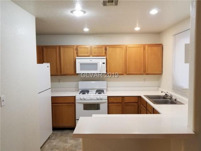 5012 Rainbow #204, Las Vegas, NV 89118 (MLS #2064656) :: Vestuto Realty Group