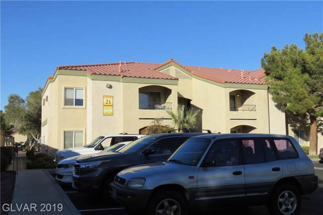 7885 Flamingo #2134, Las Vegas, NV 89147 (MLS #2064674) :: Performance Realty