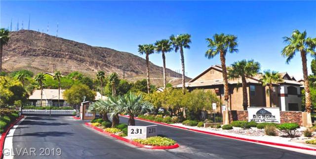 231 Horizon Ridge #721, Henderson, NV 89012 (MLS #2065023) :: Hebert Group | Realty One Group