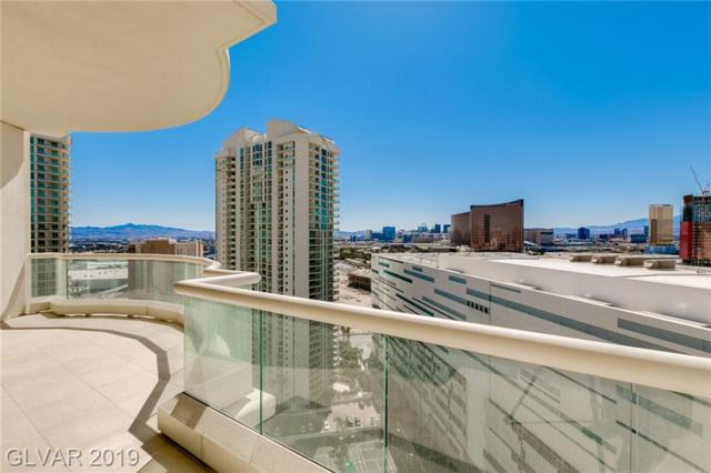 2747 Paradise #2601, Las Vegas, NV 89109 (MLS #2065055) :: The Snyder Group at Keller Williams Marketplace One