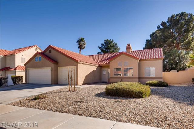 428 Donner Pass, Henderson, NV 89014 (MLS #2065103) :: The Snyder Group at Keller Williams Marketplace One