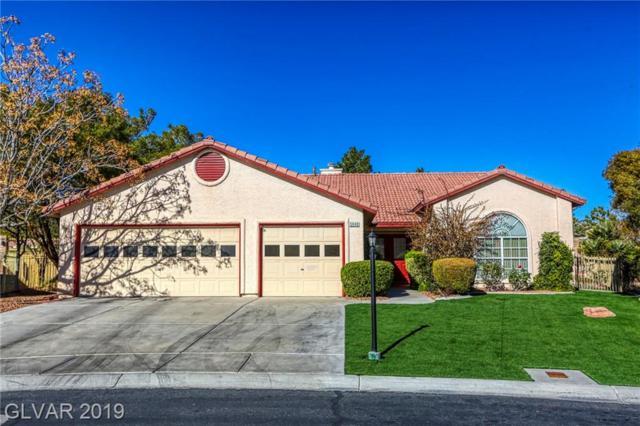 5040 Desert Fir, Las Vegas, NV 89130 (MLS #2065176) :: Five Doors Las Vegas