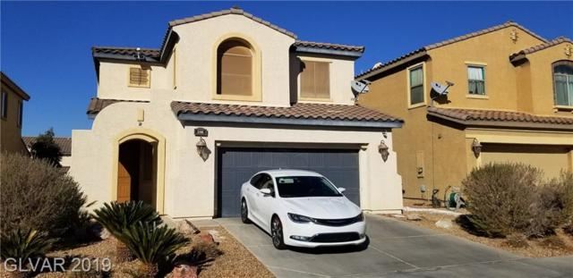 246 Via Franciosa, Henderson, NV 89011 (MLS #2065271) :: The Snyder Group at Keller Williams Marketplace One