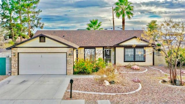 4815 Philadelphia, Las Vegas, NV 89104 (MLS #2065801) :: The Snyder Group at Keller Williams Marketplace One