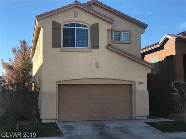5345 Luna Bonita, Las Vegas, NV 89113 (MLS #2065855) :: Five Doors Las Vegas