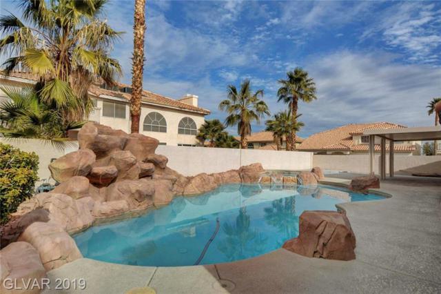 8636 Castle Ridge, Las Vegas, NV 89129 (MLS #2066008) :: The Snyder Group at Keller Williams Marketplace One