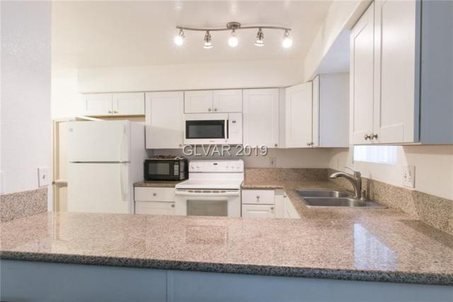 2725 S Nellis #1069, Las Vegas, NV 89121 (MLS #2066136) :: The Snyder Group at Keller Williams Marketplace One