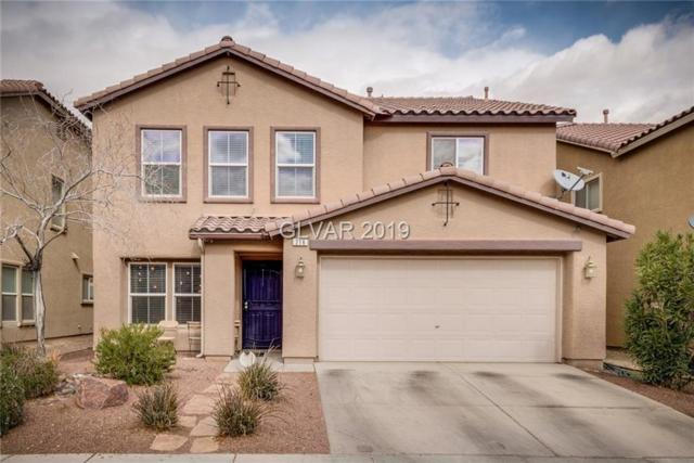 216 Stagecoach Flats, North Las Vegas, NV 89031 (MLS #2066721) :: The Snyder Group at Keller Williams Marketplace One