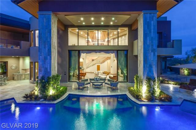 23 Sun Glow, Las Vegas, NV 89135 (MLS #2066819) :: Signature Real Estate Group