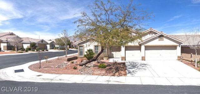 216 Elks Peak, North Las Vegas, NV 89084 (MLS #2067103) :: Vestuto Realty Group