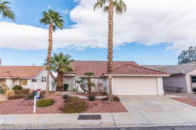 858 Coral Cottage, Henderson, NV 89002 (MLS #2067450) :: Five Doors Las Vegas