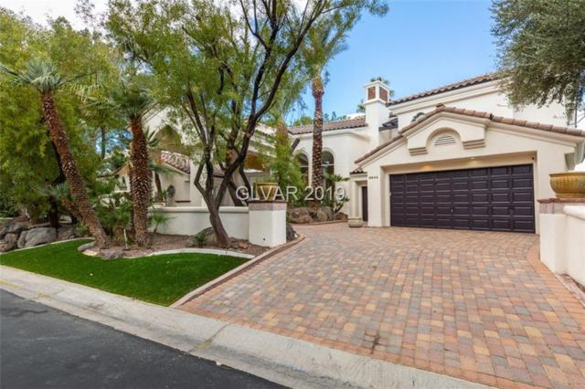 8644 Scarsdale, Las Vegas, NV 89117 (MLS #2067668) :: The Snyder Group at Keller Williams Marketplace One