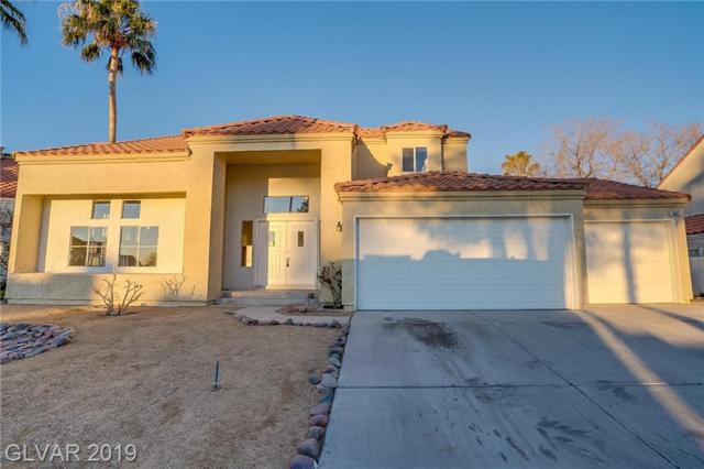 503 Lariat, Henderson, NV 89014 (MLS #2068283) :: The Snyder Group at Keller Williams Marketplace One