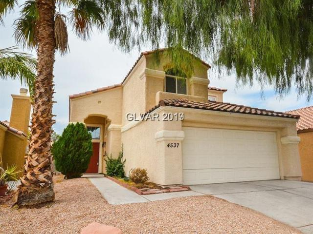 4537 Switchback, North Las Vegas, NV 89031 (MLS #2068300) :: The Snyder Group at Keller Williams Marketplace One