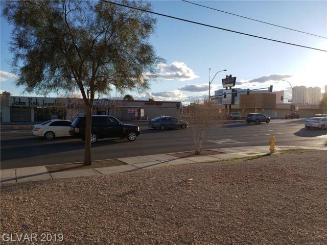 946 E Sahara, Las Vegas, NV 89104 (MLS #2068499) :: Trish Nash Team