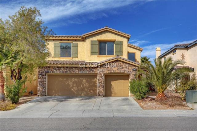 266 Via Franciosa, Henderson, NV 89011 (MLS #2069201) :: Vestuto Realty Group