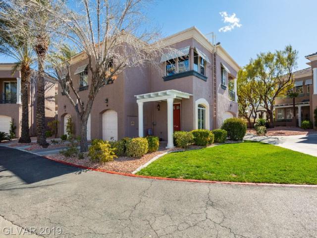 1500 San Juan Hills #101, Las Vegas, NV 89134 (MLS #2069254) :: Vestuto Realty Group