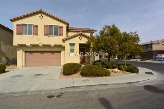 1820 Hammer, North Las Vegas, NV 89031 (MLS #2069324) :: Vestuto Realty Group