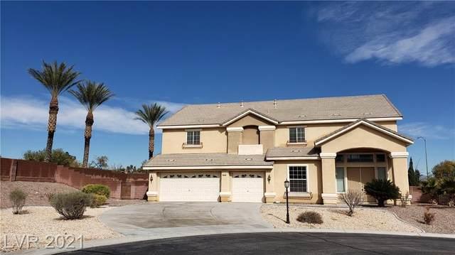 4798 Luna Ridge Court, Las Vegas, NV 89129 (MLS #2069937) :: Coldwell Banker Premier Realty