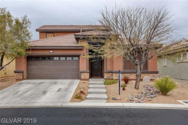 3608 Morgan Springs, North Las Vegas, NV 89081 (MLS #2070028) :: Five Doors Las Vegas