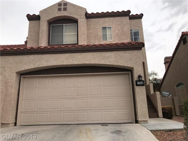 1733 Comstock, Henderson, NV 89014 (MLS #2070339) :: The Snyder Group at Keller Williams Marketplace One