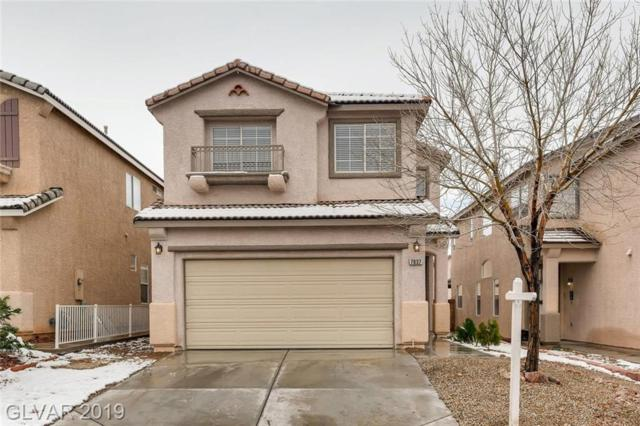 7037 Mandy Scarlet, Las Vegas, NV 89148 (MLS #2070649) :: Vestuto Realty Group