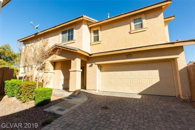 6347 Blushing Willow, North Las Vegas, NV 89081 (MLS #2070659) :: Vestuto Realty Group