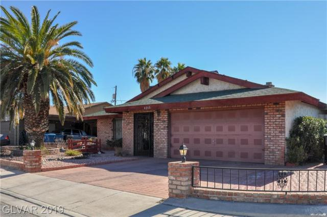 4215 Patterson, Las Vegas, NV 89104 (MLS #2070725) :: The Snyder Group at Keller Williams Marketplace One