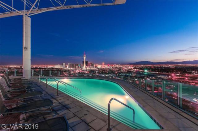 200 Hoover #1109, Las Vegas, NV 89101 (MLS #2071071) :: Trish Nash Team
