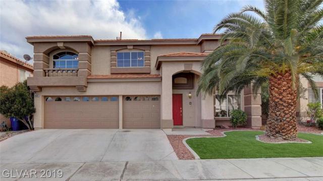 8605 Copper Knoll, Las Vegas, NV 89129 (MLS #2071277) :: Vestuto Realty Group