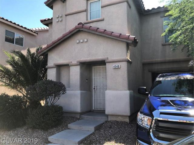 4546 Pommerelle, Las Vegas, NV 89122 (MLS #2073279) :: Vestuto Realty Group