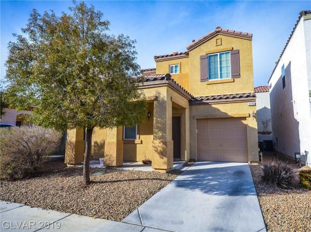 1170 Village Crossing, Las Vegas, NV 89183 (MLS #2073955) :: Vestuto Realty Group