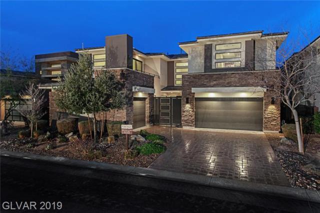 57 Pristine Glen, Las Vegas, NV 89135 (MLS #2074459) :: Vestuto Realty Group