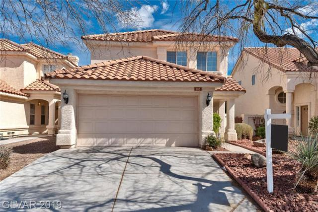 1112 Barton Green, Las Vegas, NV 89128 (MLS #2074659) :: Five Doors Las Vegas