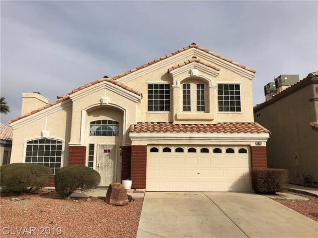 3678 Julius, Las Vegas, NV 89129 (MLS #2075311) :: Vestuto Realty Group
