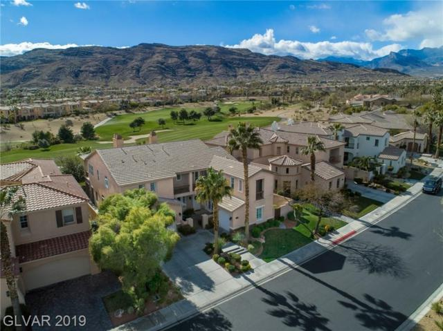 2579 Red Springs, Las Vegas, NV 89135 (MLS #2075550) :: The Snyder Group at Keller Williams Marketplace One