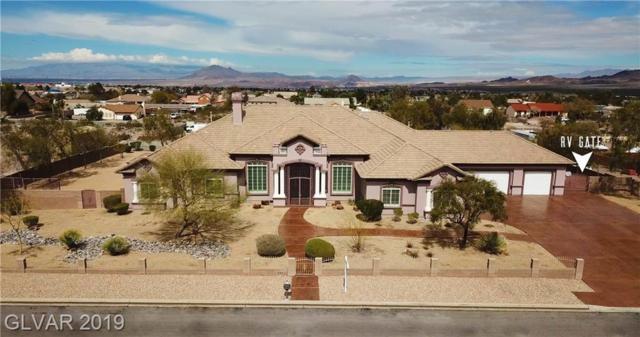 820 Santa Ynez, Henderson, NV 89002 (MLS #2076033) :: Vestuto Realty Group