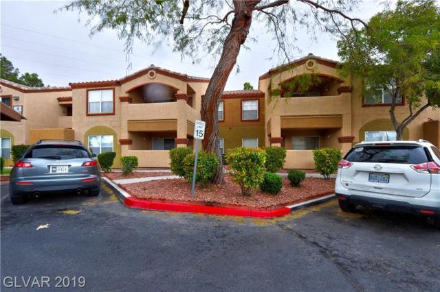5055 W Hacienda #1022, Las Vegas, NV 89118 (MLS #2076216) :: Vestuto Realty Group