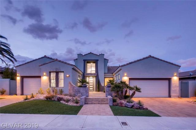 3083 Red Springs, Las Vegas, NV 89135 (MLS #2076271) :: The Snyder Group at Keller Williams Marketplace One