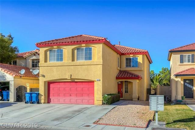 644 Ribbon Grass, Las Vegas, NV 89183 (MLS #2076311) :: Vestuto Realty Group