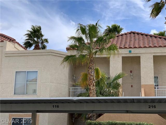 5000 Red Rock #219, Las Vegas, NV 89118 (MLS #2076590) :: Vestuto Realty Group