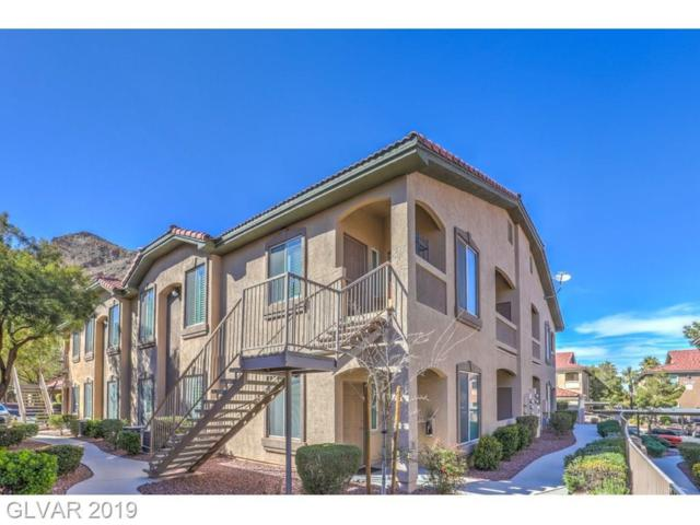 3360 Cactus Shadow #102, Las Vegas, NV 89129 (MLS #2076843) :: Vestuto Realty Group