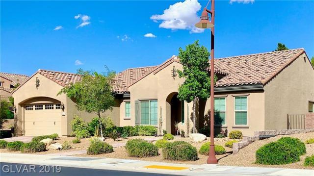 2888 Grande Arch, Henderson, NV 89044 (MLS #2076849) :: Signature Real Estate Group
